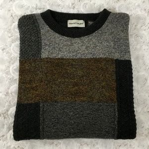 David Taylor | Patchwork Front Sweater